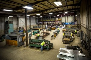 Full Sheet Metal Shop
