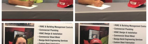 Apprenticeship Signing Day – August 2019